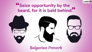 No-Shave November 2019 Quotes: Beardos, Celebrate Movember With These Brilliant Images and Messages About Facial Hair!