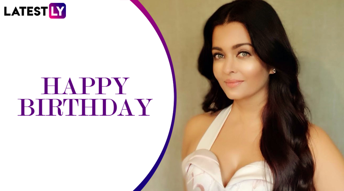 Aishwarya Rai Bachchan Birthday: A Brief Look back at Bollywood Beauty's Journey From Being Miss World to Being The Most-Sought After Actress