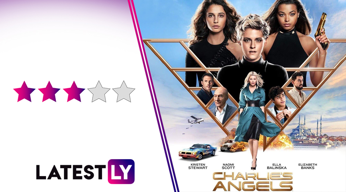 Charlie's Angels Movie Review: Kristen Stewart, Naomi Scott and Ella Balinska Master the Combination of Being Soft and Strong in this Elizabeth Banks Directorial