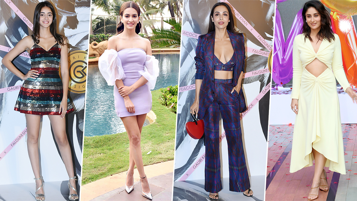 Kareena Kapoor Khan, Malaika Arora and Ananya Panday add a Dose of Glamour to our Otherwise Mundane Week (View Pics)