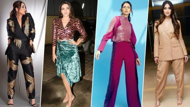 Rakul Preet Singh, Ileana D'Cruz and Karisma Kapoor Ruin the Fashion Word for us This Week (View Pics)
