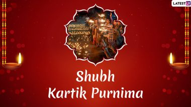Kartik Purnima 2019 Wishes in Hindi: Happy Dev Deepawali Quotes, Messages, WhatsApp Stickers, GIFs, Statuses To Wish Your Loved Ones
