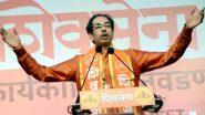 'Uddhav Thackeray Ready to Become Maharashtra Chief Minister,' Says Shiv Sena Leader Sanjay Raut