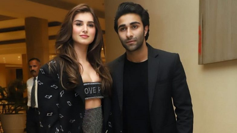Tara Sutaria Finally Reacts to Dating Aadar Jain - Here's What She has to Say