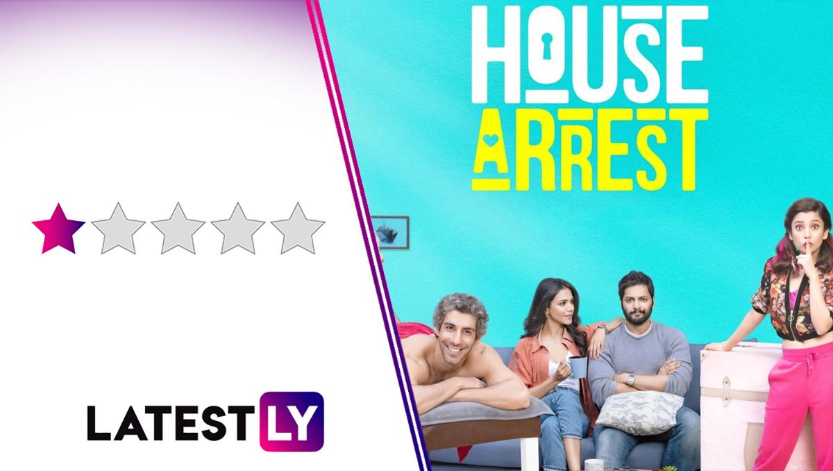 House Arrest Movie Review: Ali Fazal-Shriya Pilgaonkar's Romcom Makes Netflix's Drive Look Like Citizen Kane