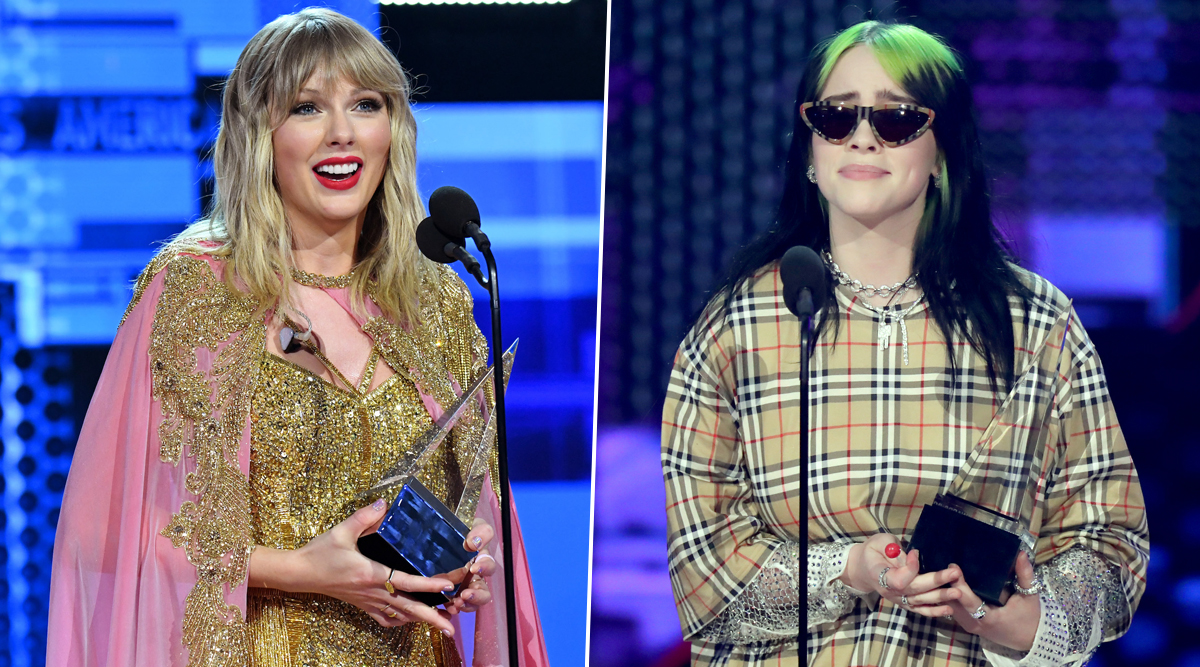Billie Eilish Is Billboard's Woman of the Year, Taylor Swift Honoured as Woman of the Decade