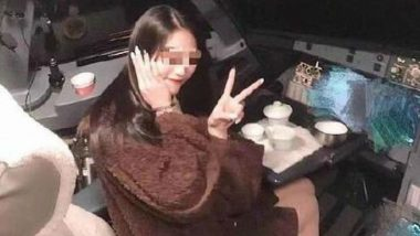 Chinese Pilot Banned From Flying After Viral Photo Showing Female Passenger in Cockpit