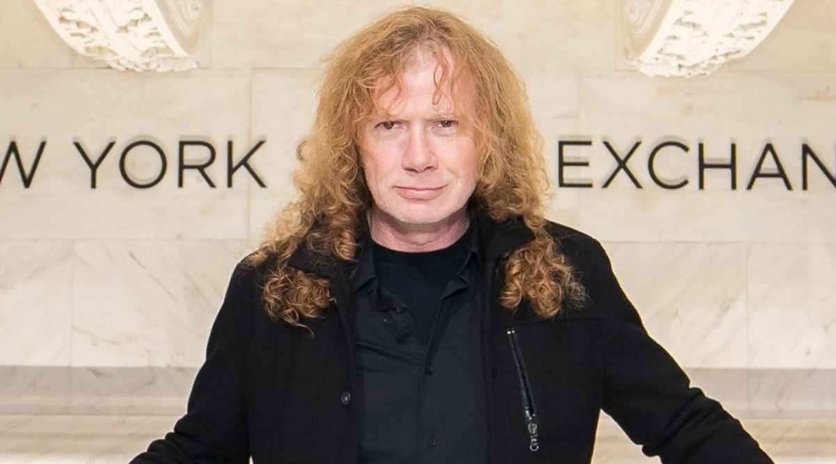 Megadeath Frontman Dave Mustaine Opens Up on His Battle with Throat Cancer