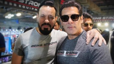 Salman Khan Celebrates 25 Years of Bond with Bodyguard Shera, Shares a Special Instagram Post