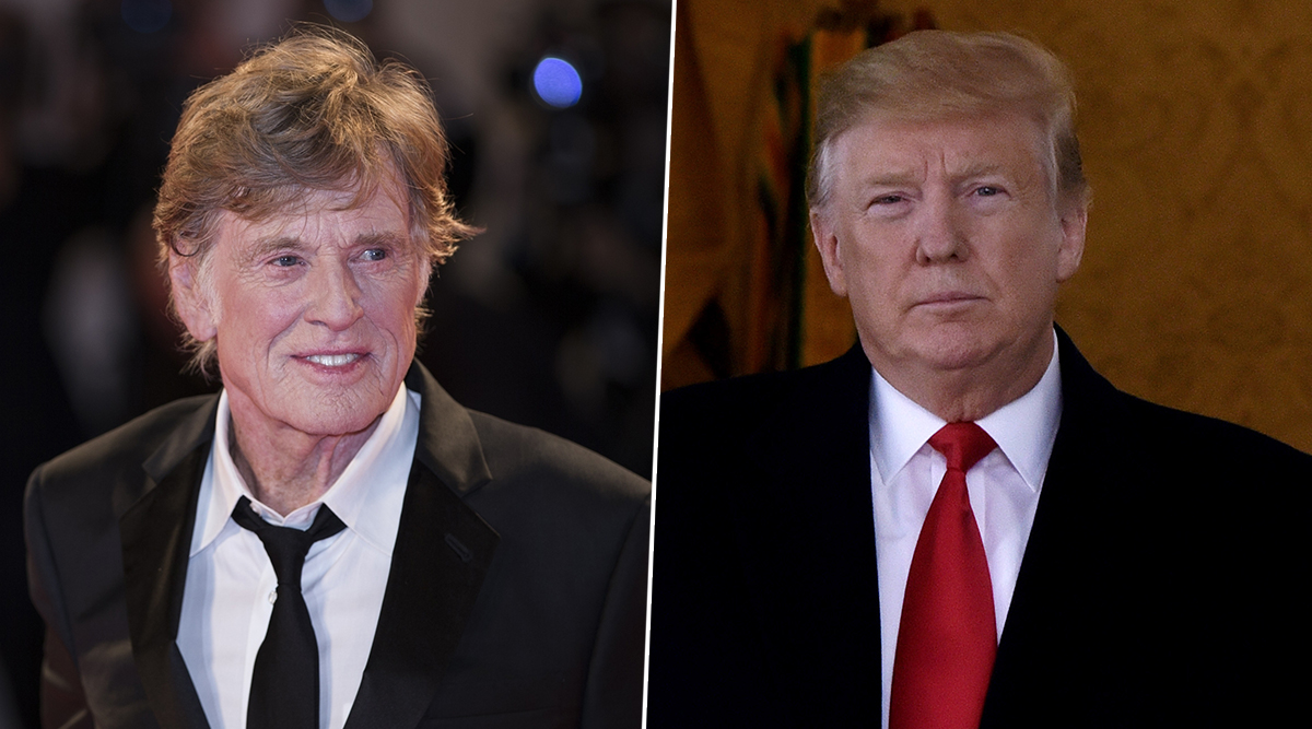 Robert Redford Says 'Dictator-Like Donald Trump Attacks Everything America Stands For'
