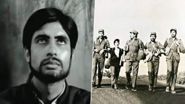 50 Years Of Amitabh Bachchan: When The Bollywood Legend Quit A Rs 1600 Paying Job And Debuted In Saat Hindustani