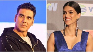 Akshay Kumar to Reunite with his Housefull 4 Co-star Kriti Sanon for Bachchan Pandey