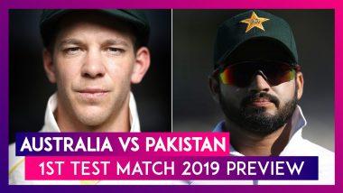 AUS vs PAK, 1st Test 2019 Preview: Can Pakistan Challenge Heavyweights Australia at Their Own Den?