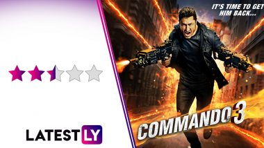 Commando 3 Movie Review: Vidyut Jammwal, Angira Dhar, Adah Sharma's Action Film Is Fun and Entertaining but Oh-So-Silly