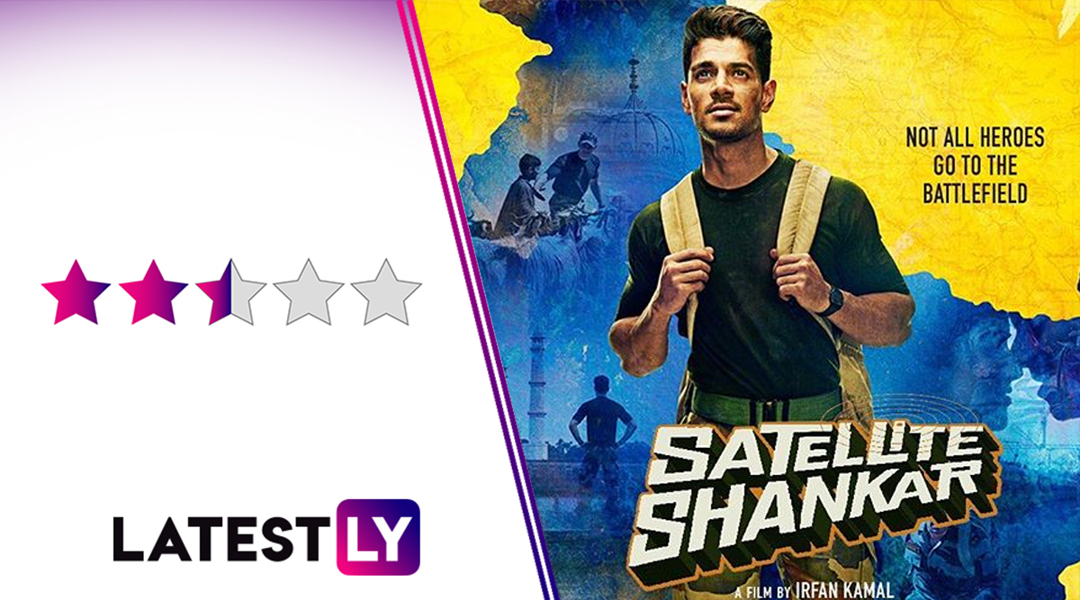 Satellite Shankar Movie Review: Sooraj Pancholi, Megha Akash's Film Is a Kitschy Ode to the Spirit of the Indian Army