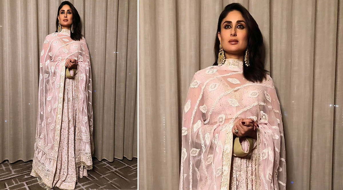 Yo or Hell No? Kareena Kapoor Khan's Desi Avatar in Melbourne