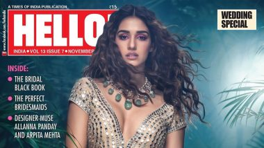 Disha Patani's New Magazine Cover is Equal Parts Sultry and Charming - View Pic
