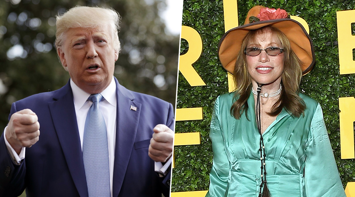 Carly Simon Calls President Donald Trump 'Repulsive' While Revealing the Reason For Turning Down His Invitation