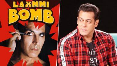 Akshay Kumar Confirms Laxmmi Bomb as his Eid 2020 Release, Will Clash with Salman Khan's Radhe
