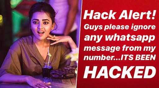 Tejasswi Prakash's WhatsApp Hacked, Reveals She Got a Video Call From a Man Masturbating on Cam