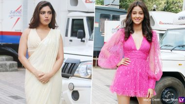 Pati Patni aur Woh Trailer Launch: Bhumi Pednekar or Ananya Panday - Whose #OOTD Impressed you More?