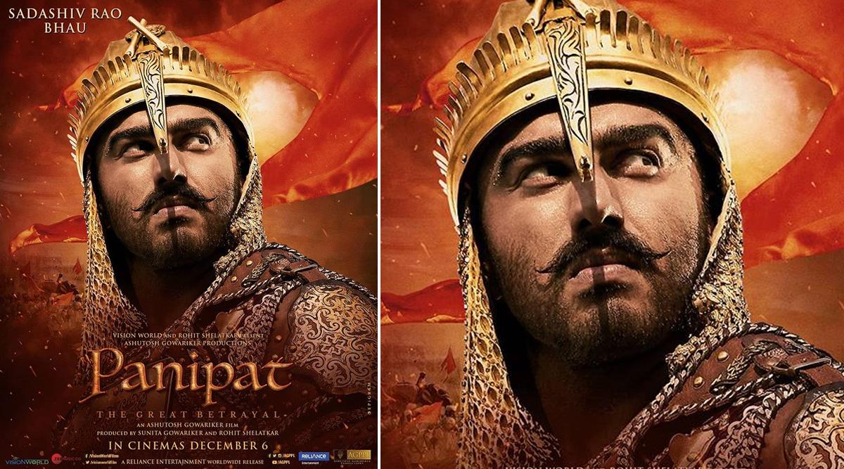 Panipat Movie: Review, Cast, Box Office Collection, Budget, Story, Trailer, Music of Arjun Kapoor, Sanjay Dutt, Kriti Sanon Film