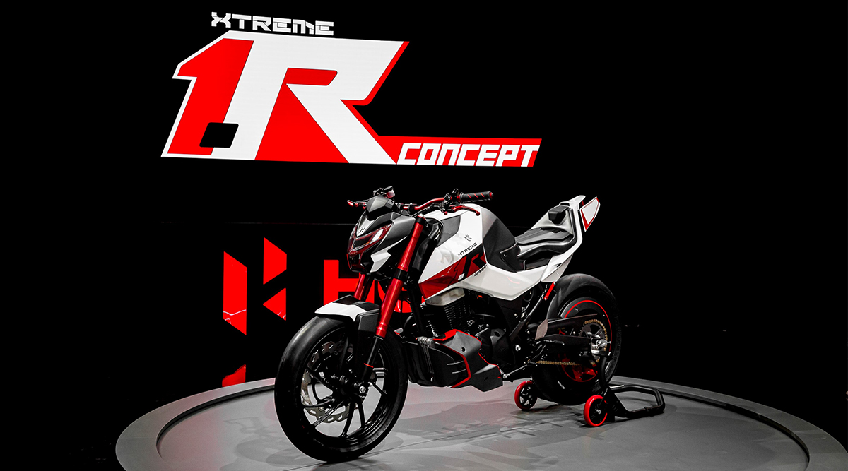 EICMA 2019: Hero Xtreme 1.R Concept Officially Revealed at Milan Motor Show