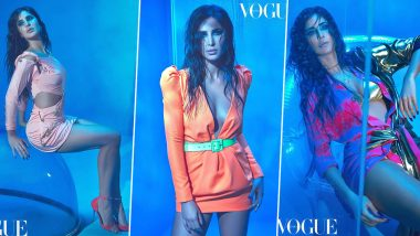 Katrina Kaif's New Photoshoot for Vogue India is Giving us some 'Blues' and We're Loving it (View Pics)