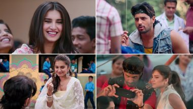 Marjaavaan Song Kinna Sona: Sidharth Malhotra and Tara Sutaria's Refreshing Chemistry is the Highlight of this Remake (Watch Video)