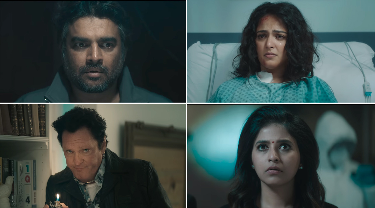 Nishabdham Teaser: Anushka Shetty and R Madhavan Team up for Promising and Thrilling Whodunit (Watch Video)