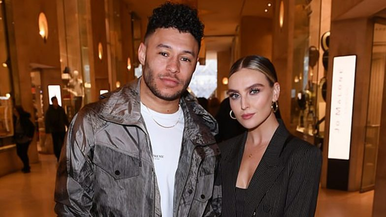 Is Alex Oxlade Chamberlain Secretly Engaged to Perrie Edwards? Insta Story of Liverpool Star Sparks Rumours