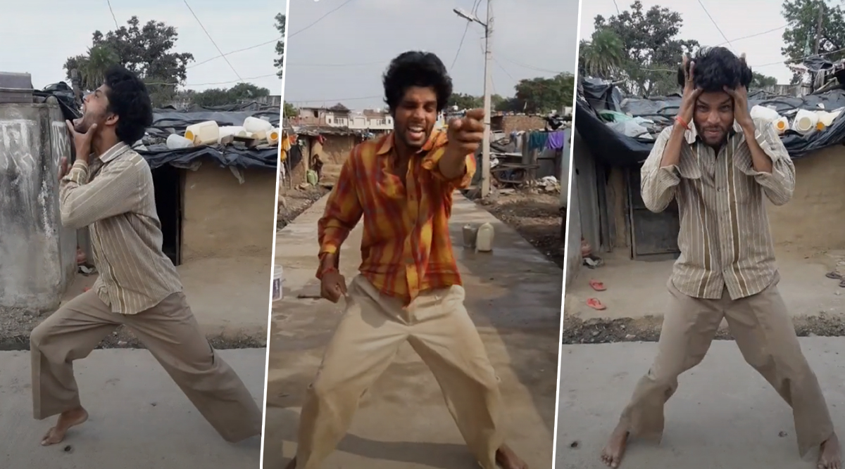 India's Got Talent! TikTok Dancer From Humble Background Stuns Everyone With His Killer Moves! (Watch Video)