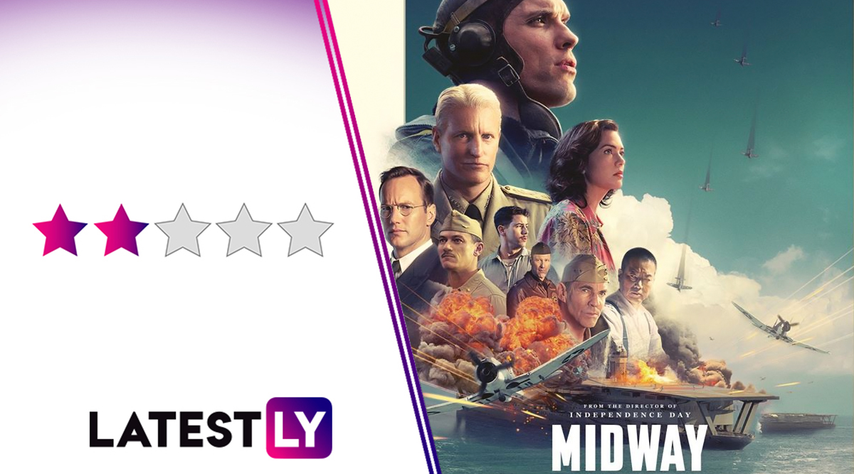 Midway Movie Review: Roland Emmerich's Prosy War Flick Feels like a Tiring History Lecture