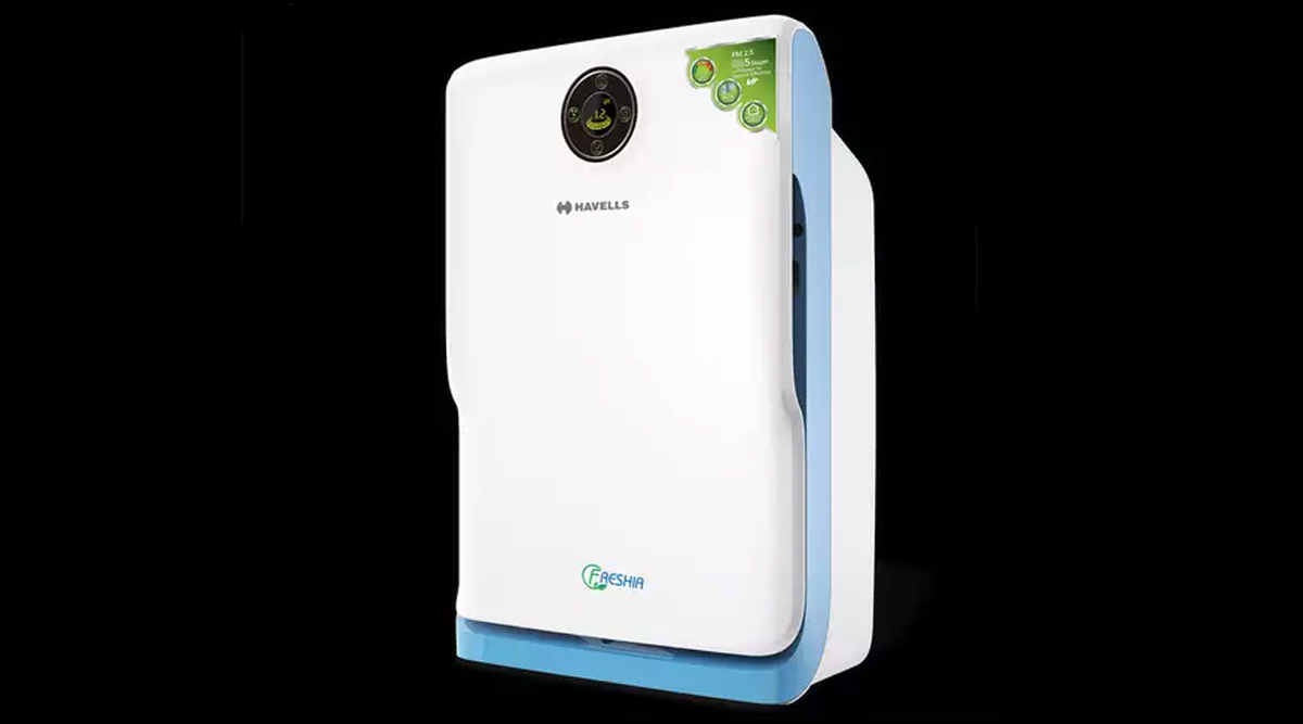 Havells Air Purifier With 9-Stage Filtration Process Launched in India at Rs 14,490