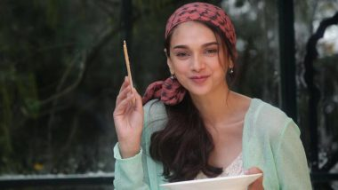 Aditi Rao Hydari Reveals She Is Focusing on Her Career in South, Says 'It Is Not the Film Industry but the Film That Matters to Me'