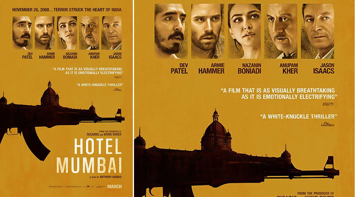 Anupam Kher on 'Hotel Mumbai': 'Was Not Just Paying Tribute to the Victims of 26/11but Terrorism Victims across the Globe'