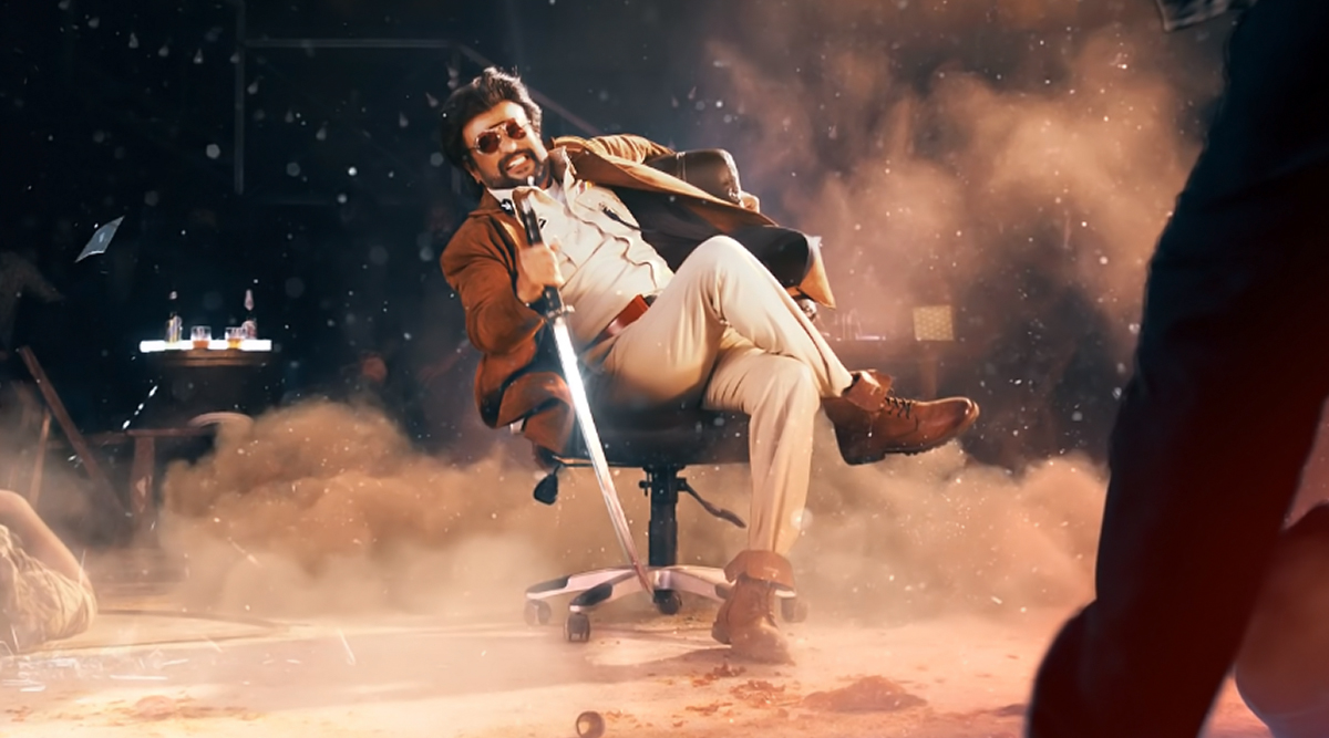 Darbar Motion Poster: Rajinikanth's Cop Avatar Is the Perfect Pongal Treat for All His Fans (Watch Video)