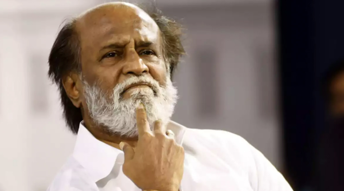 Rajinikanth Rubbishes Rumours of Joining BJP, Says 'Attempts Are Being Made to Paint Me with Saffron but Will Not Be Trapped'
