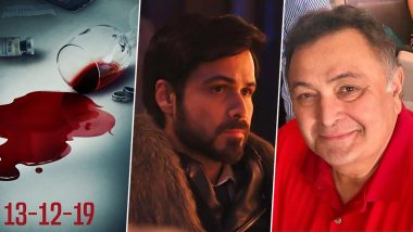 The Body: Emraan Hashmi and Rishi Kapoor's thriller to Clash with Rani Mukerji's Mardaani 2 on December 13