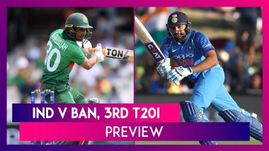 India vs Bangladesh 3rd T20I at Nagpur, Preview: Resurgent India Eye Series Win
