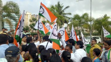 After '#Boycott_KBC_SonyTv' on Twitter, NCP Protests Outside SonyTV's Mumbai Office