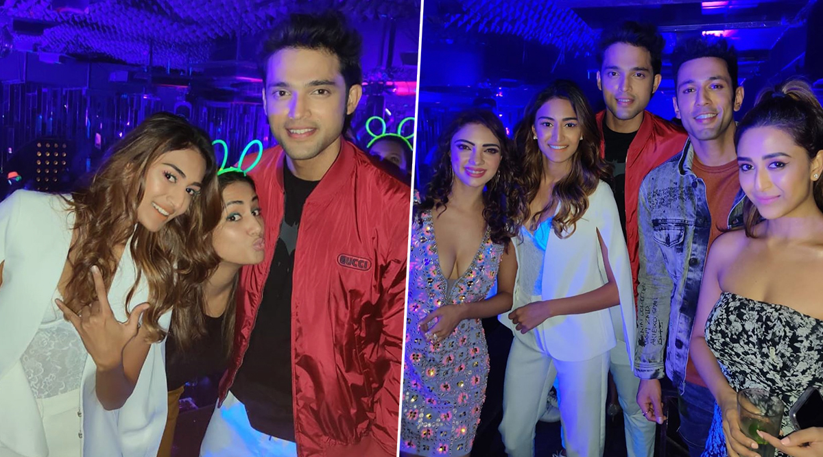 Kasautii Zindagii Kay 2: Parth Samthaan, Erica Fernandes, Hina Khan and Others Have a Blast at Co-Star Pooja Banerjee's Birthday Bash (View Pics)