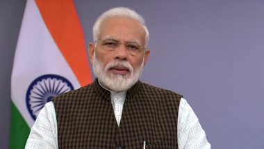 PM Narendra Modi, at BJP Parliamentary Meet, Says 'Some Parties Speaking Language of Pakistan on Citizenship Amendment Bill': Report