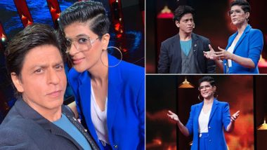 Shah Rukh Khan Calls Tahira Kashyap 'Bala Ki Biwi Kahi Ki' Making Ayushmann Khurrana Sigh!