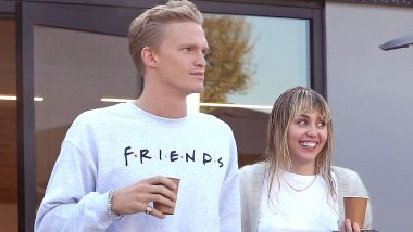 Miley Cyrus Recovering from Her Vocal Cord Surgery with Beau Cody Simpson By Her Side (Read Deets)