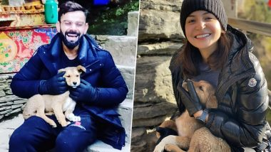 With Love from Bhutan! Anushka Sharma and Virat Kohli Continue to Share Adorable Pictures from their Recent Holiday (View Pics)