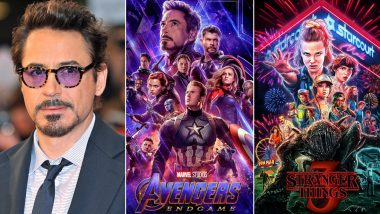 People's Choice Awards 2019 Complete Winners' List - Robert Downey Jr, Avengers: Endgame and Stranger Things Bag Top Honours