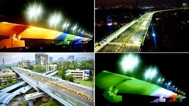 BKC-Chunabhatti New Flyover Now Open For Mumbai Motorists, Reduces Travel by 30 Minutes, Cuts Off Traffic Between Sion and Dharavi