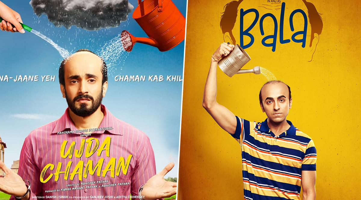 Bala Box Office: 5 Reasons Why Ayushmann Khurrana's Film Made a Bigger Impact Than Sunny Singh's Ujda Chaman