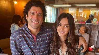 Farhan Akhtar and Shibani Dandekar All Set to Tie the Knot in March 2020?